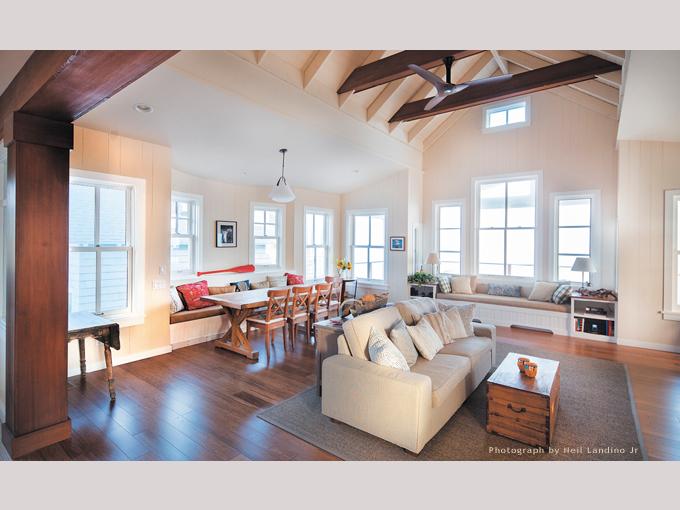Connecticut beach house fresh architect for Beach house design awards